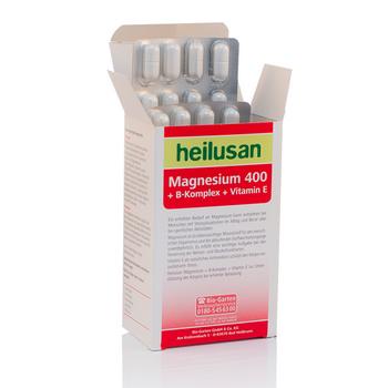 Magneziu 400 +B-complex + vitamina E