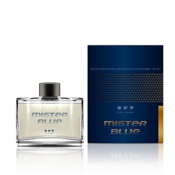 Mister Blue – Apa de parfum pentru barbati