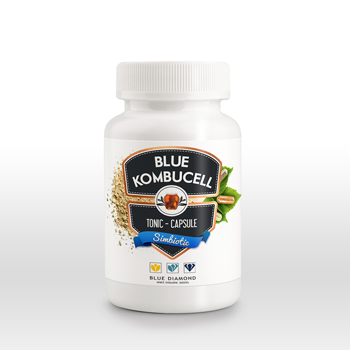 BlueKOMBUCELL Tribiotics