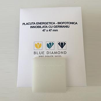 Placuta energetica - biofotonica
