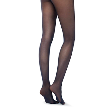 Dres Lycra Elegance - 40 den culoare  negru  marime IV