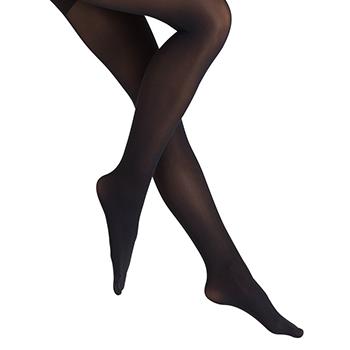 Ciorapi Lycra Finesse - 20 den culoare negru marime II