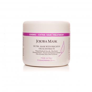 Crema tratament pentru par cu ulei de jojoba