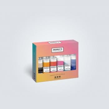Colectie de apa de parfum - 6 x 10 ml