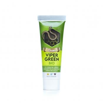 Crema Viper Green cu venin de vipera si propolis verde brazilan - 50 ml