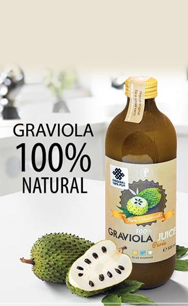 Graviola Juice 100 % puree