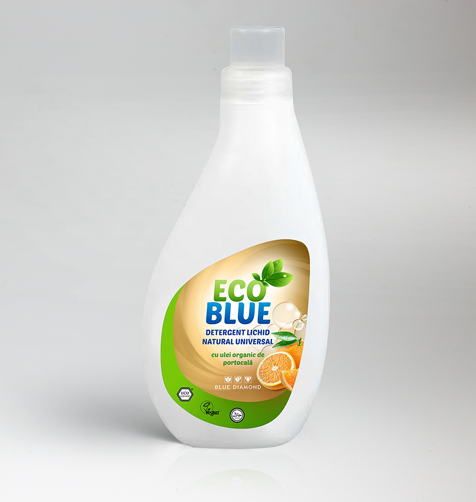 Ecoblue detergent lichid natural universal