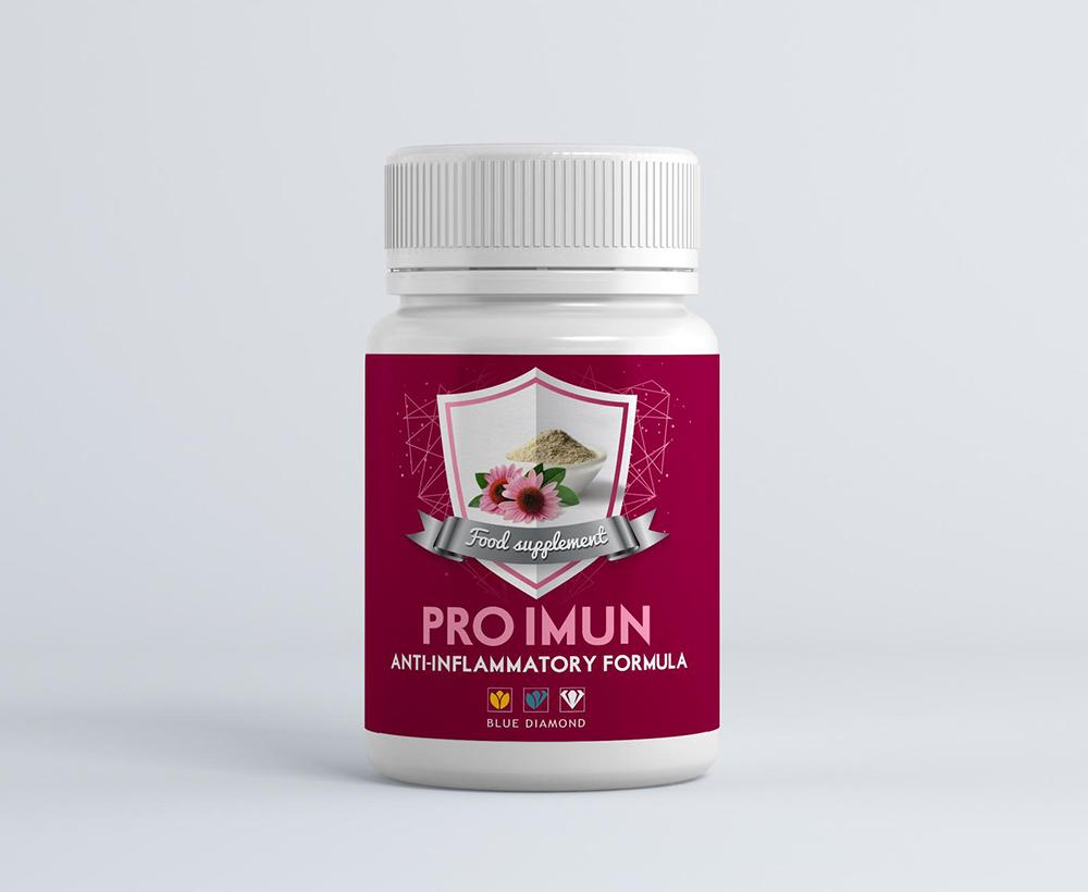 PROIMUN – supliment alimentar pentru intarirea imunitatii