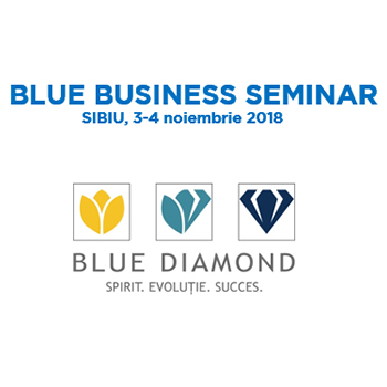 Training Blue Business Seminar Sibiu