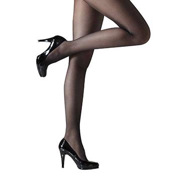 Ciorapi Poliamida Classic - 20 den culoare negru marime IV